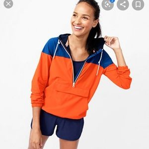 New Balance X J.Crew Windbreaker